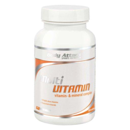 Multi Vitamin 100 tabs