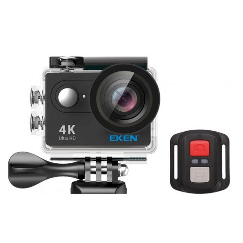 H9R 4K Wifi action cam+remote black