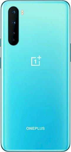OnePlus Nord 5G Dual Sim (256GB/12GB RAM) Blue marble(5011101201)