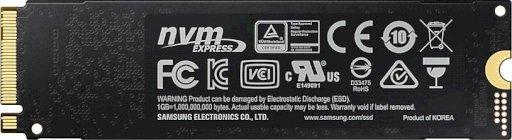 970 Evo Plus 500GB (MZ-V7S500BW)