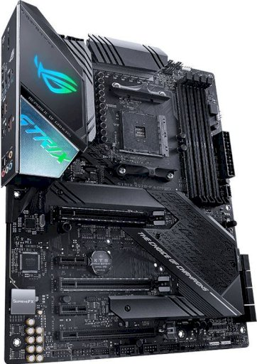 Rog Strix X570-F Gaming Motherboard ATX με AMD AM4 Socket(90MB1160-M0EAY0)