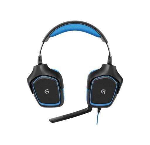 G430 7.1 SURROUND SOUND GAMING HEADSET