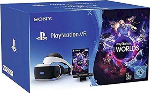 Sony Playstation VR Worlds Bundle (Camera V2 + VR Worlds)(9782315)