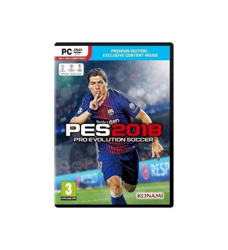 PC Pro Evolution Soccer 2018 Premium Edition