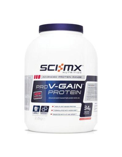 Pro V-Gain Protein 2200g ΒΑΝΙΛΙΑ