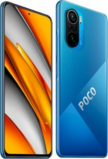 POCO F3 5G 8GB-256GB DUAL Deep Ocean Blue(GLOBAL VERSION)EU