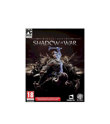Middle-Earth Shadow of War PC
