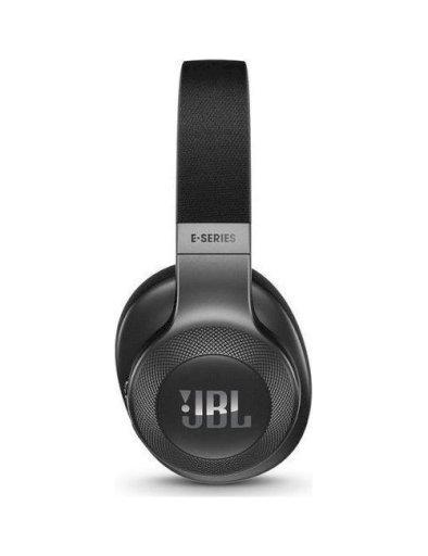 JBL E55BT BLUETOOTH HEADPHONES BLACK