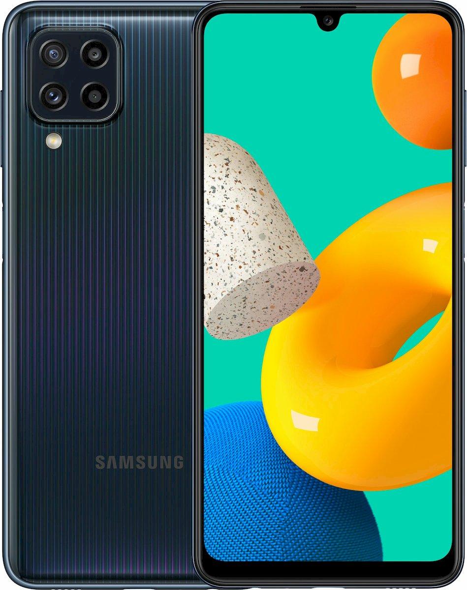 Galaxy M32 (6GB-128GB) SM-M325 Black