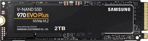 Samsung 970 Evo Plus 2TB (MZ-V7S2T0BW)