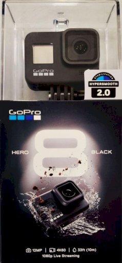 GoPro Hero8 Black (CHDHX-801-RW)