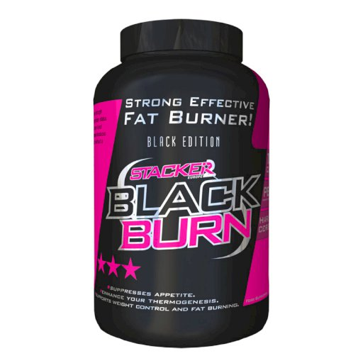 Black Burn 120caps