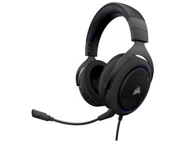 Corsair HS50 - Gaming Ακουστικά - Μπλε