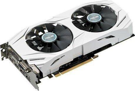 Asus GeForce GTX1060 6GB Dual (90YV09X0-M0NA00)