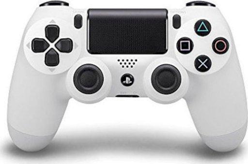 Sony DualShock 4 Controller Glacier White (New)