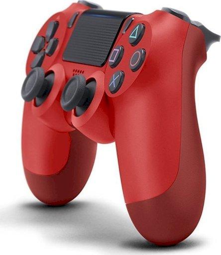 Playstation DualShock 4 Controller Magma Red V2
