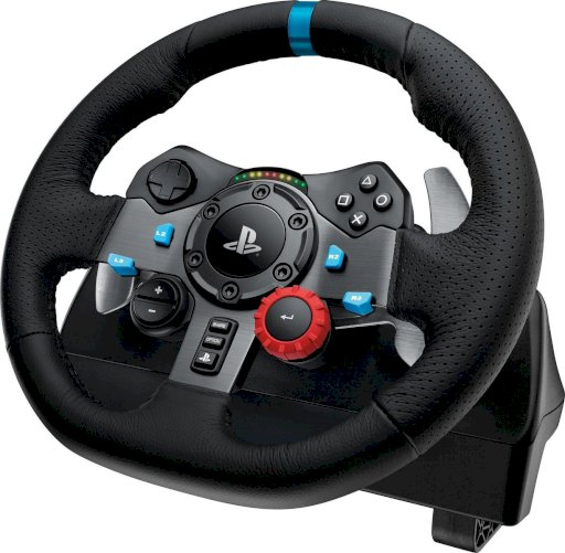 G29 Driving Force PC-PS3-PS4 Racing Wheel and Pedals