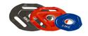 Ολυμπιακοί δίσκοι Πλαστικοποιημένοι 1,25kgr-2,5kgr-5kgr-10kgr-