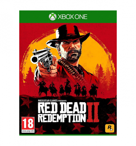 Red Dead Redemption 2 XBOX ONE EU