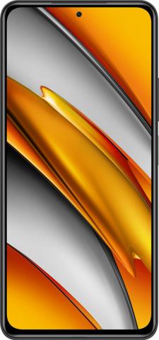 Poco F3 5G 6GB-128GB Night Black Dual Sim (Global Version) EU