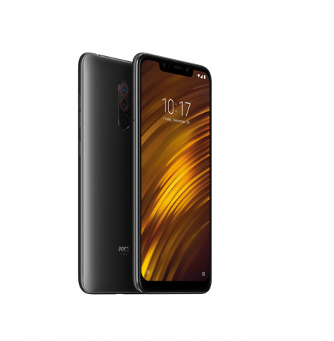 Pocophone F1 Dual Sim Black 6GB 64GB (Global Version ) EU