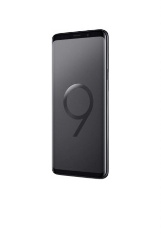 Galaxy S9+ 64GB 6GB RAM Dual Sim Midnight Black