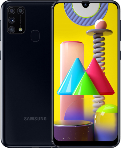 Samsung Galaxy M31 (6GB-64GB) SM-M315FDSN Black