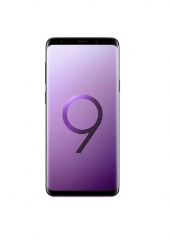 GALAXY S9+ 64GB 6GB RAM DUAL SIM Lilac Purple