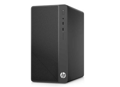 HP 290 G1 Micro tower 1QM91EA- Intel Core i3-7100 3.90 GHz - FreeDOS & Care Pack U6578E (3y onsite)
