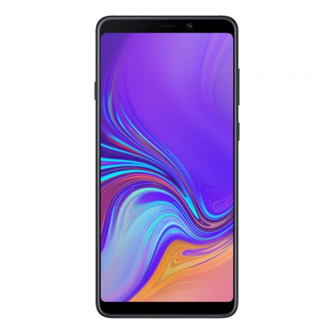 Samsung Galaxy A9 Dual black (128GB-6GB)