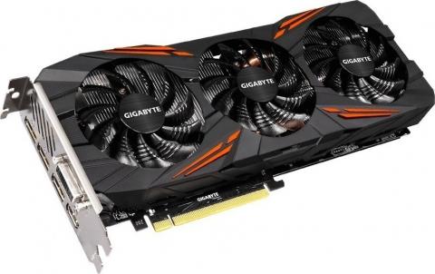GeForce GTX1070 8GB G1 Gaming (GV-N1070G1 GAMING-8GD)
