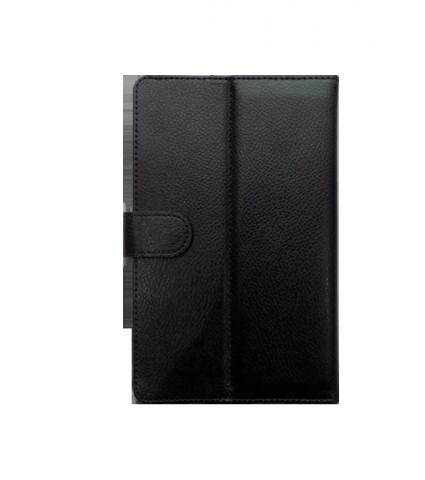"""Δερμάτινη θήκη για Tablet 7"""" μαύρη"""