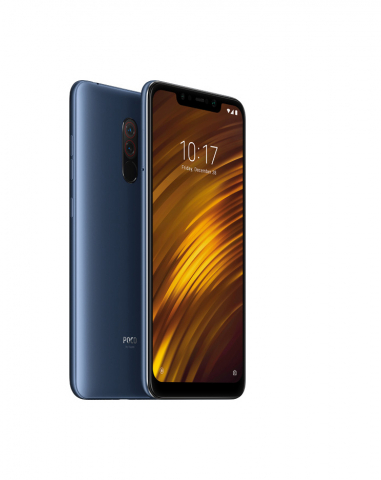 POCOPHONE F1 DUAL SIM BLUE 6GB 64GB (GLOBAL VERSION ) EU