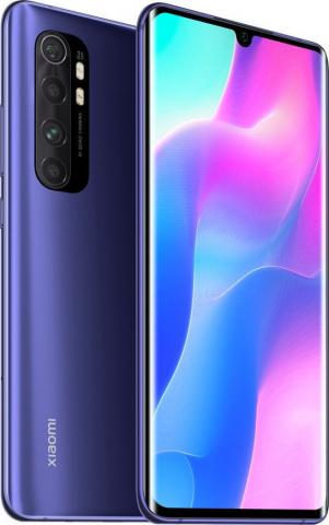 Mi Note 10 Lite Dual Sim 6GB-64GB EU Nebula Purple(Global Version)(M2002F4LG)