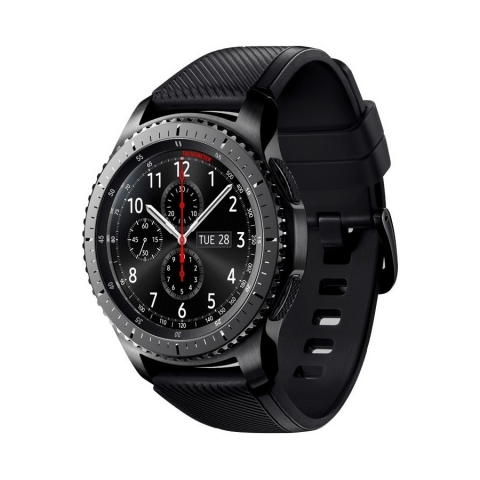 GEAR S3 SM-R760 FRONTIER SPACE GRAY EU