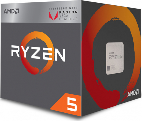 Ryzen 5 2400G Box