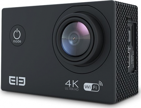 ELE Explorer 4K Ultra HD WiFi Action Camera BLACK(+Αξεσουαρ)