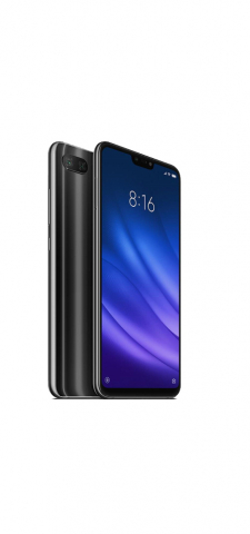 Mi 8 Lite 6GB 128GB Dual Sim Global Version Μαύρο