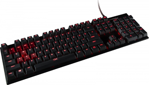 HyperX Alloy FPS Mechanical Gaming Keyboard - Cherry MX Blue