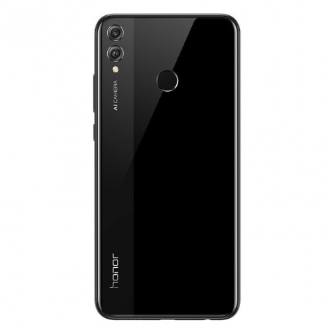 Honor 8X Dual Sim 128GB 4GB RAM black EU