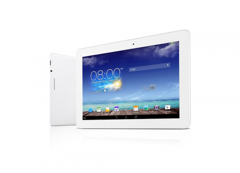 "MeMo Pad ME102A - Tablet PC - 10.1"" - Wifi - 16GB ΛΕΥΚΟ"
