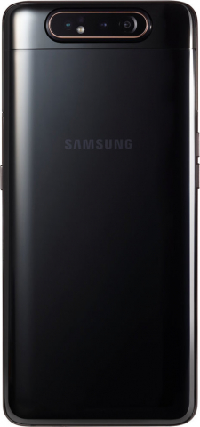 Samsung A80 A805-8GB RAM 128GB Dual Sim Black