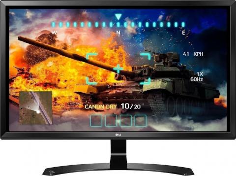 """27UD58-B Monitor LED IPS 4K 27"""""""