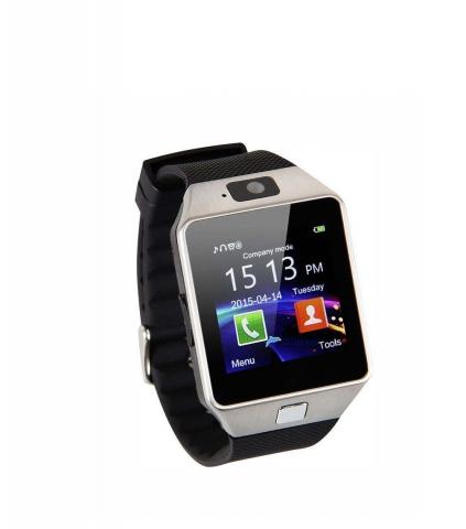 Smartwatch με υποδοχή SIM DZ09 - ΜΑΥΡΟ
