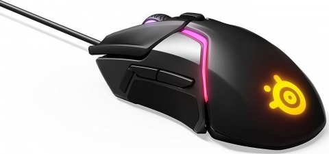 Rival 600 mice USB Optical 12000 DPI black