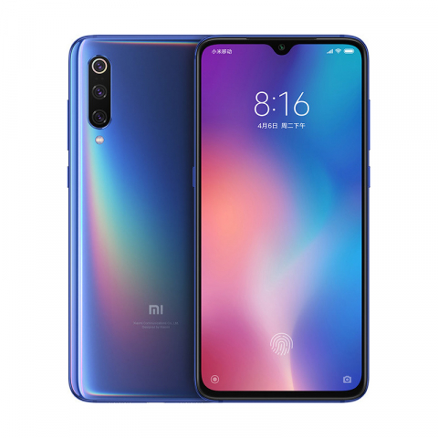 SMARTPHONE MI 9 64GB DUAL SIM BLUE GLOBAL