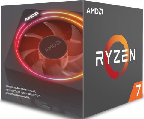 AMD Ryzen 7 2700X Box (YD270XBGAFBOX)