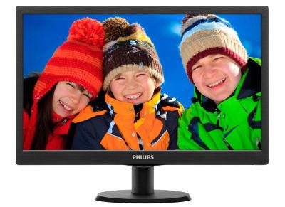 "V-line 203V5LSB2610 - Οθόνη υπολογιστή - LED - 19.5"""