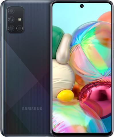 Samsung Galaxy A71 A715 Dual Sim (6GB-128GB) Black EU