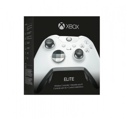 Xbox One Elite Wireless Controller white(HM3-00012)